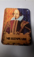 (017) - Cendrier Plastique Dur - Shakespeare - Made In Italy - Autres