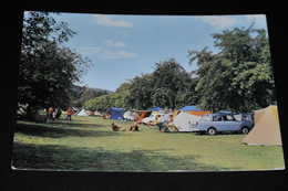 5- Larochette, Le Camping Officiel / Auto / Car / Coche / Voiture / Daf - Larochette