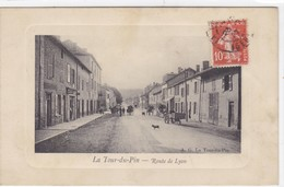 Ain - La Tour-du-Pin - Route De Lyon - Autres Communes