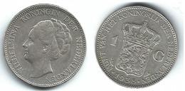 HOLANDA  GULDEN 1938 PLATA SILVER T - [ 3] 1815-… : Reino De Países Bajos