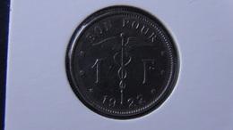 Belgium - 1922 - 1 Franc - Legend In French - 'BELGIQUE' - KM 89 - VF/XF - Look Scans - 1909-1934: Albert I.