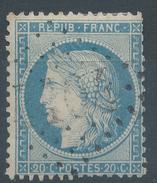 Lot N°35612   N°37, Oblit GC 4404 BONNEBOSCQ (9), Ind 9 - 1870 Siege Of Paris