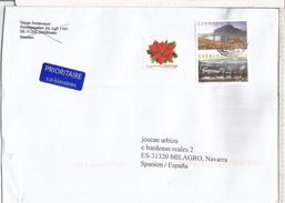 SUECIA CC SELLOS ARTICO - Filatelia Polar