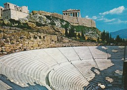 ATHENES - (GRECE) - L'Odéon D'Hérode Atticos - Greece