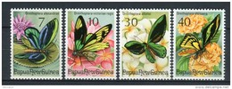 Papua Nueva Guinea 1975. Yvert 287-90 ** MNH. - Papouasie-Nouvelle-Guinée