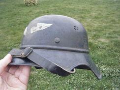 Casque Allemand 39/49/ww2 - 1939-45
