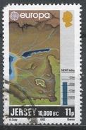 Jersey 1982. Scott #286 (U) Europa 10 000BC * - Jersey
