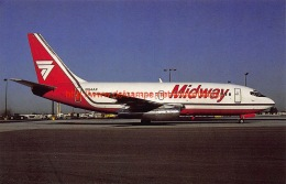 Midway - Boeing 737 - 1946-....: Moderne