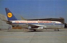 Lufthansa Cargo - Boeing 737 - 1946-....: Moderne