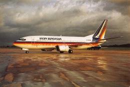 Inter European - Boeing 737 - 1946-....: Moderne