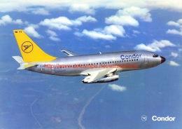 Condor - Boeing 737 - 1946-....: Moderne