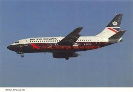 British Airways - Boeing 737 - 1946-....: Moderne