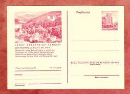 P 415 Wien Erdberg, Abb: Feistritz, Ungebraucht (36062) - Postwaardestukken
