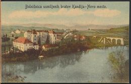 °°° 2048 - SLOVENIA - NOVO MESTO -  BOLNISNICA USMILJENIH BRATOV KANDIJA °°° - Slovenia