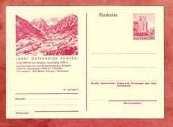 P 415 Wien Erdberg, Abb: Brand, Ungebraucht (36066) - Postwaardestukken