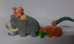 (195) - Kinder Puzzle 3D, Germany  1995 Sans  BPZ - Puzzles
