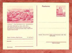 P 415 Wien Erdberg, Abb: Bad Kreuzen, Ungebraucht (36069) - Postwaardestukken
