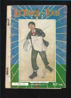 LECTURES POUR TOUS 1 4 1914 JERUSALEM NAPOLEON BANANE GENIAUX LALAU MONGOLIE RALLYE AERIEN MONACO NIDECK TROUPIERS - 1900 - 1949