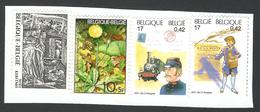 Belgium, 4 Stamps 2001, Used - Belgium