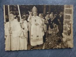 54 NANCY Mgr KERKHOFS évêque De Liège  1953;  Ref 468 - France