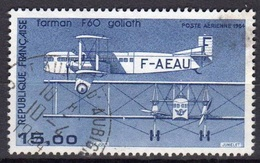 FRANCIA 1984 - FARMAN F 60 - YVERT PA 57 - USED - Aéreo