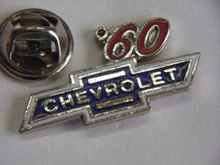 Pin´s - Automobile - '60 CHEVROLET - Logo - Pin's