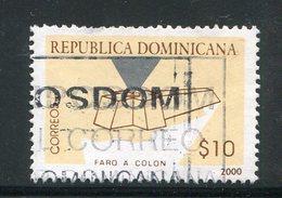 DOMINICAINE- Y&T N°1437- Oblitéré - Dominican Republic