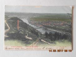 CPA  Belgique  NAMUR ( Citadelle ) - Panorama De JAMBES -  écrite Et Timbrée En 1904 - Namur