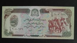 Afghanistan - 500 Afghanis - 1979 - P 60a - Unc - Look Scan - Afghanistan