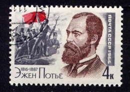 URSS - 3091° - EUGENE POTTIER - 1923-1991 URSS