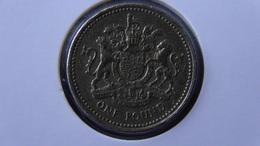 Great Britain - 2003 - 1 Pound - KM 993 - VF - Look Scans - 1971-…: Dezimalwährungen