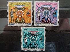MAURITANIE P.A  Y&T N° 112 à 114 ** - Mauritania (1960-...)
