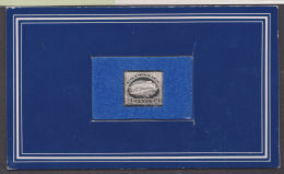 USA Silverstamp Of The Inverted Jenny 24 Cent - Otros