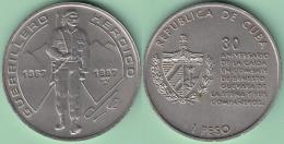 1997-MN-1 CUBA. 1$ 1997 CU-NI. GUERRILLERO HERICO. ERNESTO CHE GUEVARA. XF PLUS. - Cuba