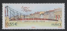 2008 - TIMBRE NEUF - LYON (Rhône) - N° YT : 4171 - France