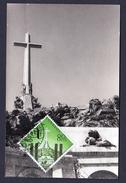 ESPAÑA 1959 TARJETA MAXIMA ARQUITECTURA VALLE DE LOS CAIDOS - Tarjetas Máxima