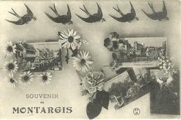 Souvenir De Montargis Multivues - Souvenir De...
