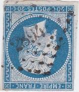 N° 14 B  PC 2894   SEZANNE   /   MARNE    -  REF 10009 - 1853-1860 Napoléon III.