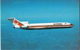 TAP PORTUGAL AIRWAYS PLAIN BOEING 727 AIRPLAIN - 1946-....: Moderne