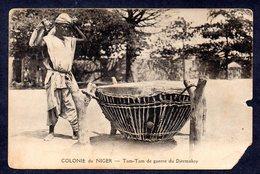 NIGER Tam-Tam De Guerre Du Djermajoy (Etat Moyen-voir Scannes) - Níger