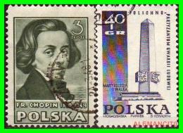 POLONIA - POCZTA - POLSKA -  SELLOS  USADOS , SIN DEFECTOS  - AÑO  1968 - 1944-.... República
