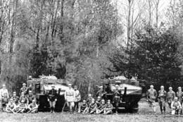 Militaria WW1 - 5ème Groupe De Chars D'assaut à Cantigny, Somme Le 28 Mai 1918 - 1914-18