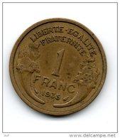 1F 1935 - H. 1 Franc