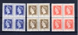 Wilhelmine, 488 / 490**, Cote 280 €, - 1891-1948 (Wilhelmine)