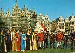 AS0155 ANTWERPEN - SCHUTTERSGILDE DEN CRANS - Antwerpen