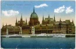 HUNGARY  BUDAPEST  Parlament  From Brozzi Firenze - Ungheria