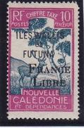 Wallis Et Futuna Taxe N° 27 Neuf (*) FRANCE LIBRE - Neufs