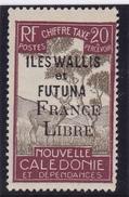 Wallis Et Futuna Taxe N° 29 Neuf (*) FRANCE LIBRE - Neufs
