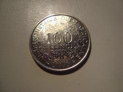MONNAIE AFRIQUE DE L OUEST 100 FRANCS 2003 - Monnaies