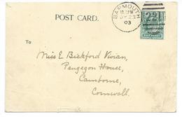 Barmouth - Duplex 221 - On Local PC - Postmark Collection